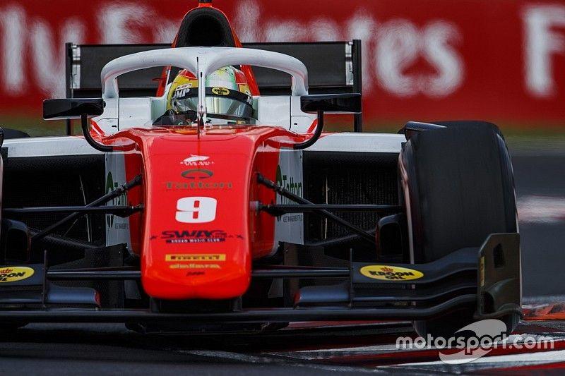 Merhi se queda fuera de la F2 para Spa