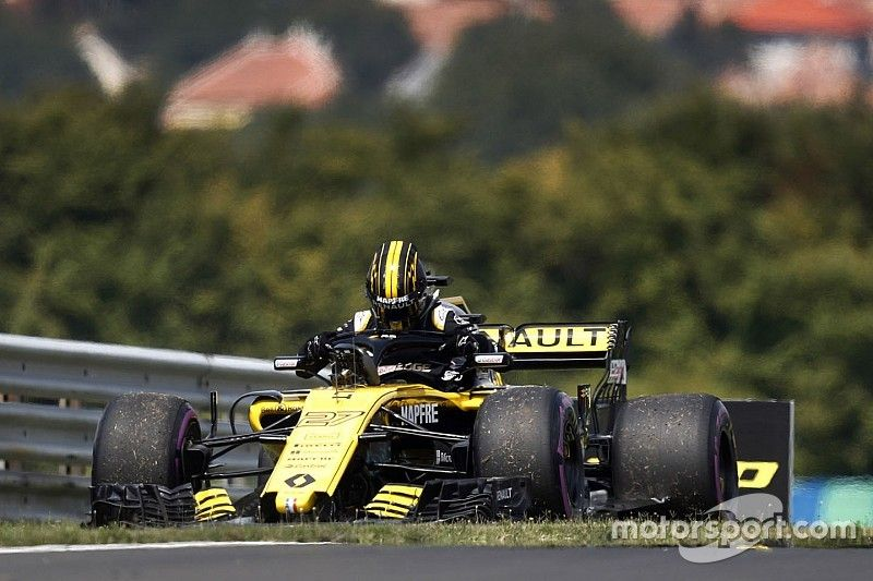 Renault expects Hulkenberg penalty in run-in