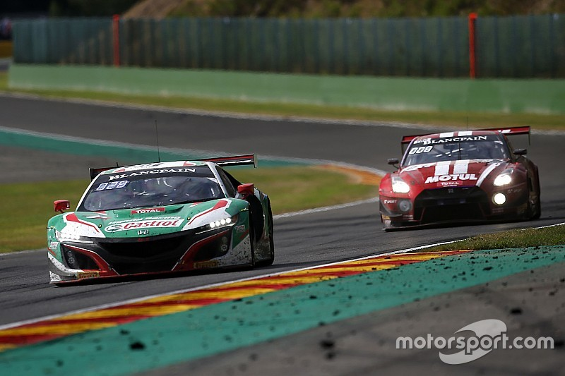 Ferrari, Honda, Nissan all commit to IGTC entries