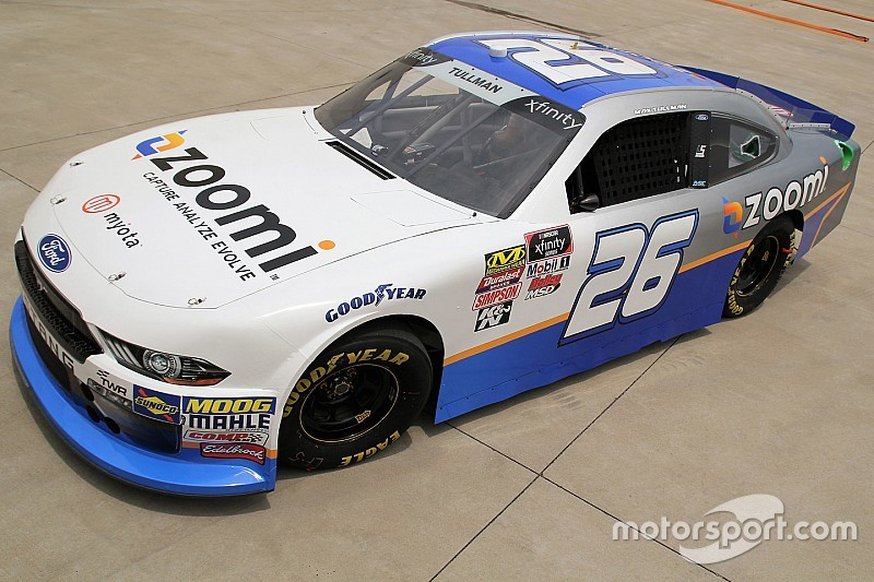 Max Tullman to make Xfinity Series debut at Iowa with new team