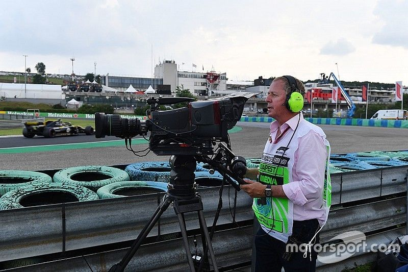 Cambios para que los coches de F1 parezcan más espectaculares por televisión