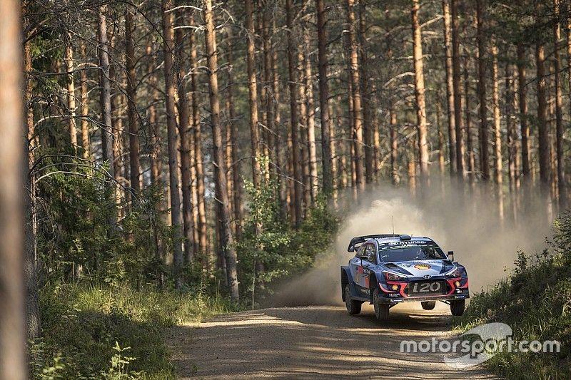 Hyundai, Finlandiya Rallisi için sürücü sıkıntısı yaşıyor