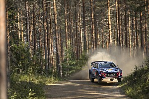 Hyundai facing WRC line-up headache for Finland