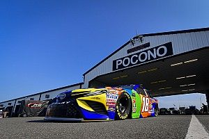 2019 Pocono/Iowa NASCAR weekend schedules