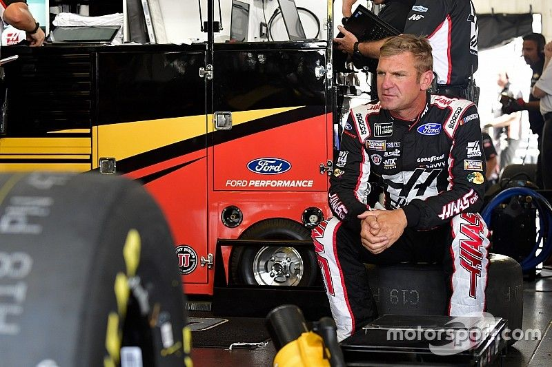 """Clint Bowyer """"sick"""" after his misfortune derailed Almirola's day"""