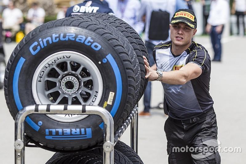 A Pirelli szerint az eső mindent boríthat a Spanyol Nagydíjon