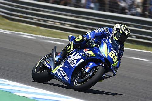 MotoGP Mugello FP1: Drei Italiener vorn, Iannone Schnellster
