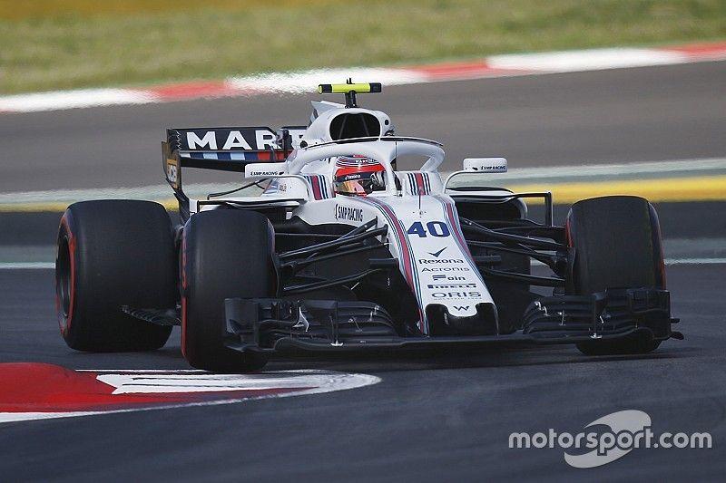 """Kubica y sus limitaciones: """"Solo tengo que aplicar la fuerza necesaria"""""""