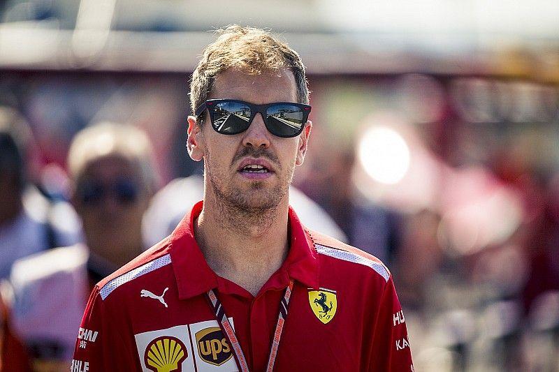 Vettel: Trotz WM-Führung nicht Favorit in Frankreich