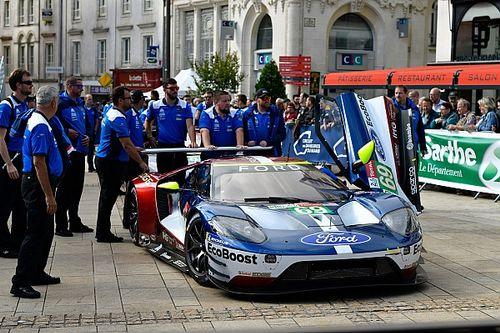Ecco il nuovo BoP per le qualifiche di Le Mans: Ford perde 13kg, Aston Martin e BMW guadagnano litri