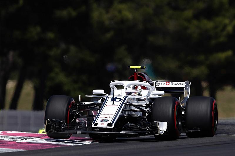 """Leclerc y su ingreso a la Q3: """"Es simplemente increíble"""""""