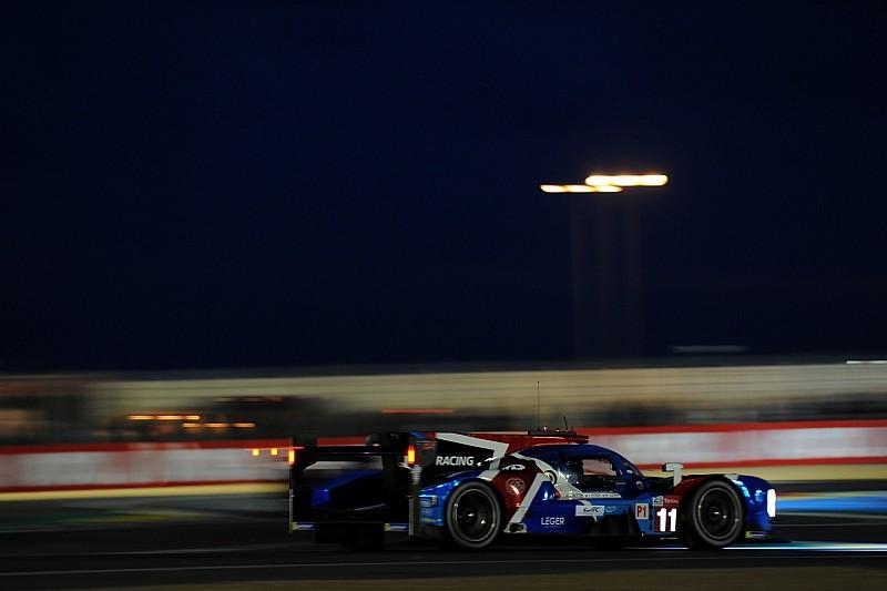 """Button considera que la noche en Le Mans es un """"shock"""""""