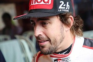 """Alonso, ya """"emocionado"""" en Le Mans"""