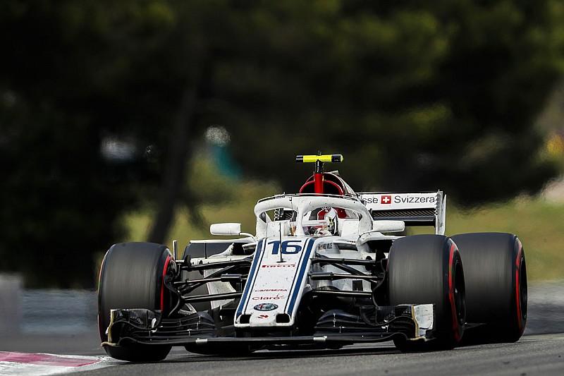 """Em alta, Leclerc diz que Áustria é sua """"pista favorita"""""""