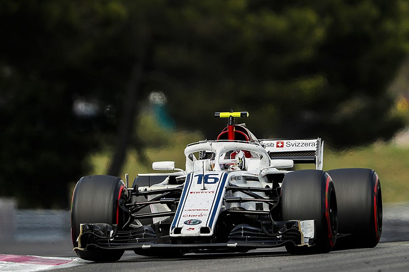 "Leclerc dice que Austria es su ""pista favorita"""