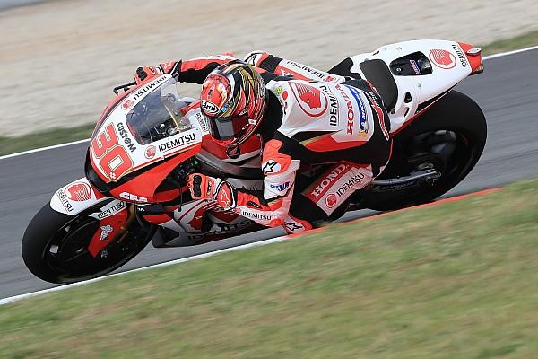 MotoGP 速報ニュース 初Q2進出を果たした中上「満足のいく予選。決勝は思い切り戦う」