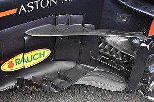 Red Bull: l'efficienza aerodinamica ripaga le carenze di potenza del motore Renault