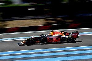 Red Bull no logra contrarrestar con menos carga su déficit de velocidad punta