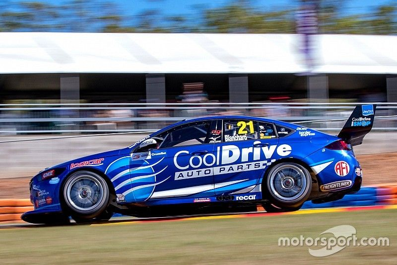 Jones locks in Supercars promotion