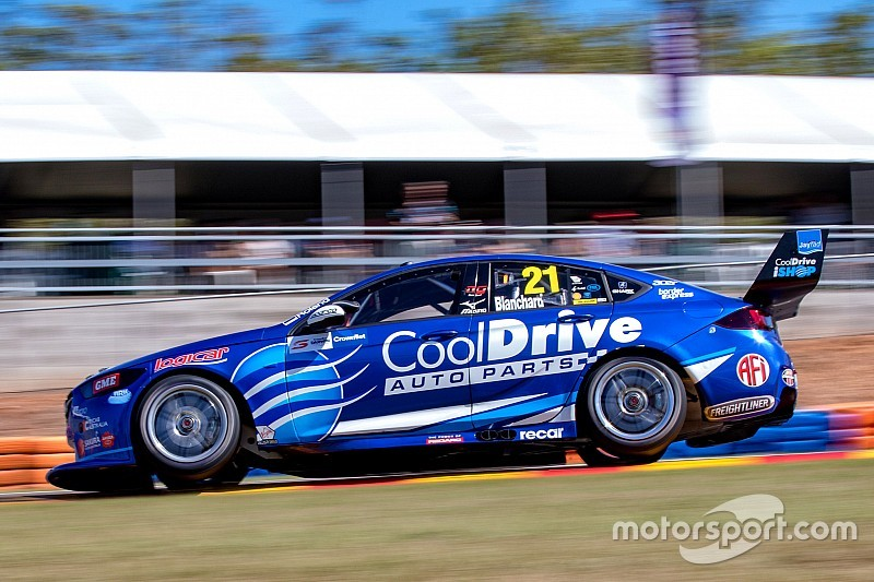 Jones locks in Supercars promotion
