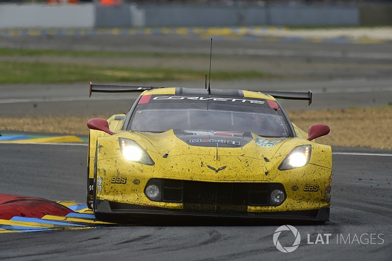 Gavin: Corvette will bounce back from mediocre Le Mans