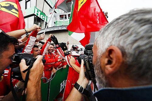 Képekben Vettel domináns győzelme a Kanadai Nagydíjról
