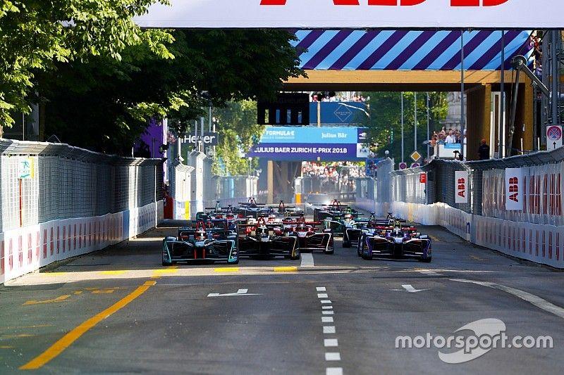 """Chronique Cyndie Allemann : """"Je doute que la Formule E ouvre les portes à d'autres courses en Suisse"""""""