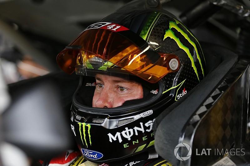 Kurt Busch credits crew chief after best showing since Daytona 500 win