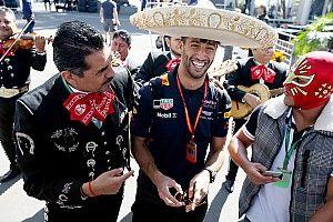 Гран При Мексики: лучшее из соцсетей