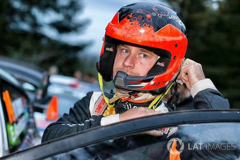 Ostberg gets Citroen chance for Rally Sweden