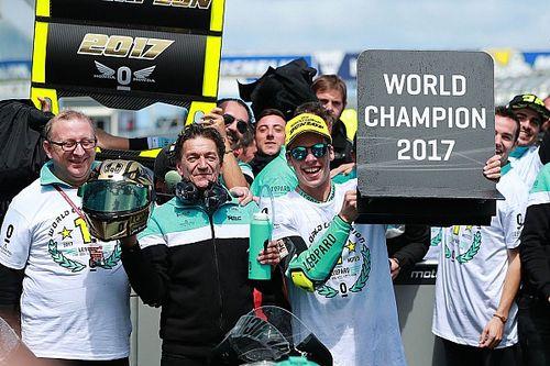 Cette fois-ci, c'est la bonne : Mir est Champion du monde de Moto3 !