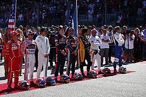 Los destacados del GP de Estados Unidos 2017 de F1