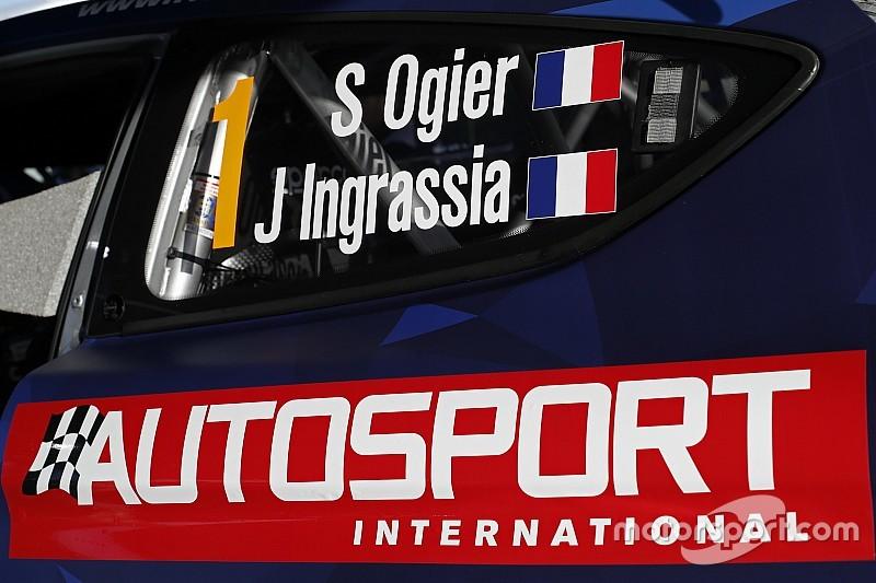 Los pilotos del WRC eligen dorsales permanentes por primera vez