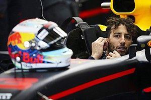 Livre, Ricciardo não tem pressa para negociar futuro