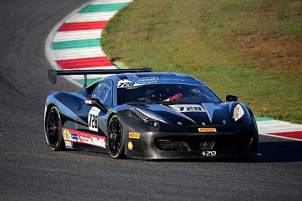 Ferrari Ferrari World Finals: Rubbo wins 458 World Final
