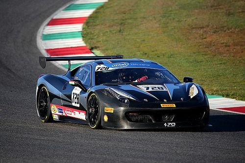 Ferrari World Finals: Rubbo wins 458 World Final