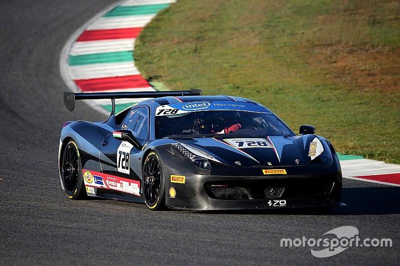Ferrari World Finals: Rubbo wins 458 World Final