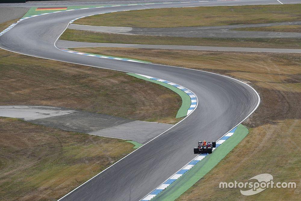 La F1 discute avec des circuits qui ne sont pas au calendrier