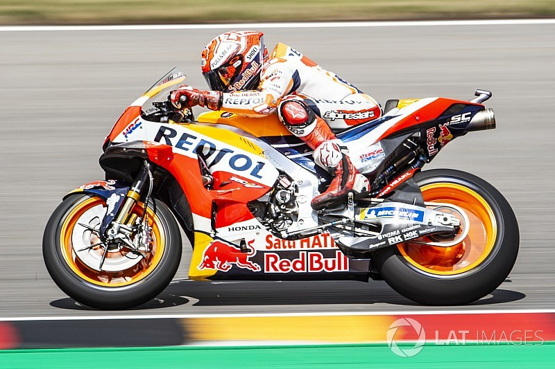 Analysis: Should Marquez fear for his perfect German GP record?