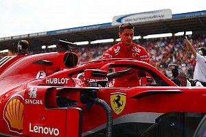 Rival curigai peningkatan performa mesin Ferrari