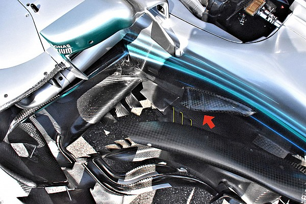 Formula 1 Analysis German GP: Latest F1 tech updates, direct from the garages