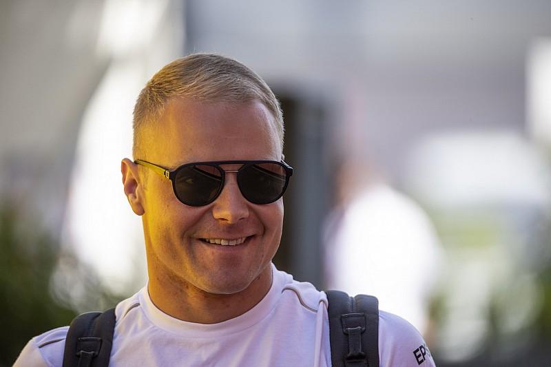 Bottas verlengt contract bij Mercedes met een jaar, optie voor 2020
