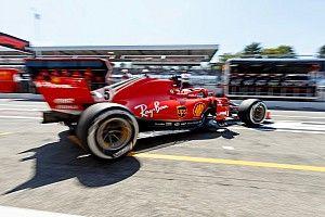Гран При Германии: стартовая решетка в картинках