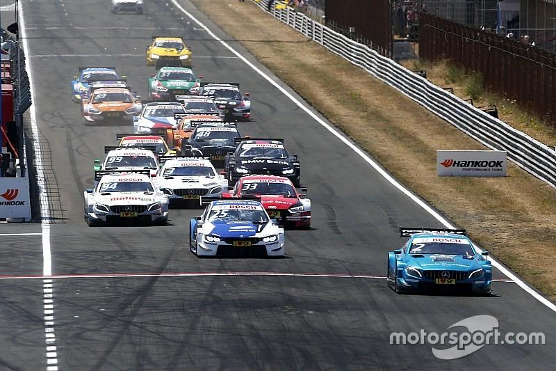 Red Bull und Aston Martin in die DTM: Pläne weit fortgeschritten