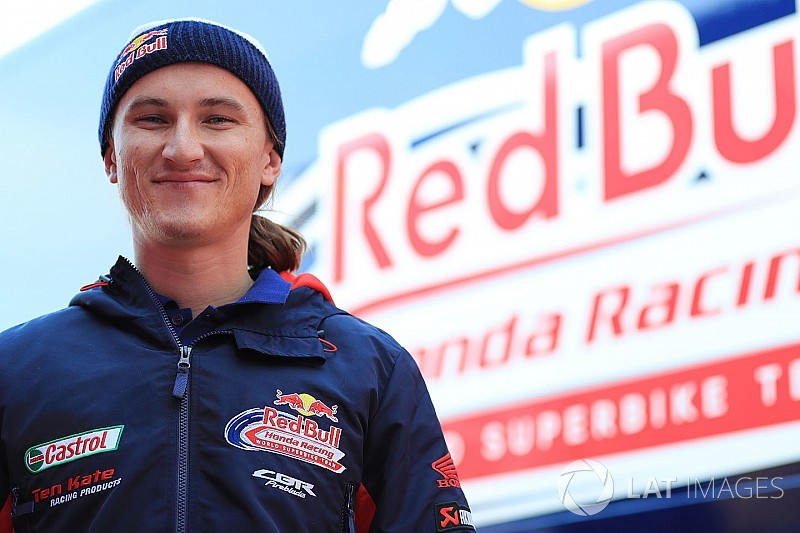 Jake Gagne: Lernprozess eines Youngsters in der Superbike-WM