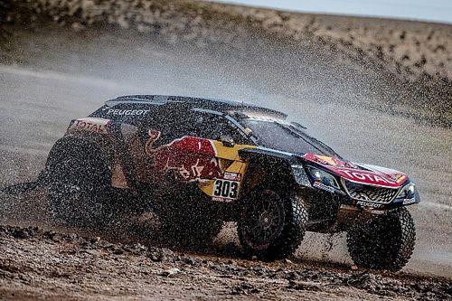 Dakar lideri Sainz, ATV ile çarpışma nedeniyle ceza aldı