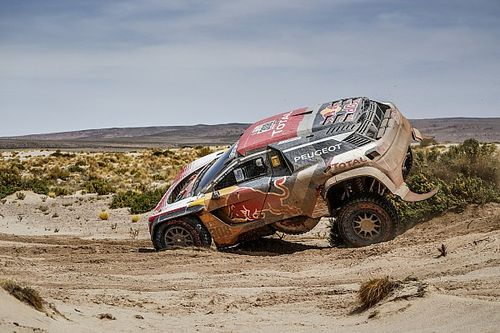 """Dakar, Depres sulle polemiche della Tappa 10: """"L'esperienza conta"""""""