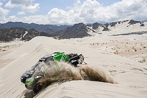 Dakar Noticias Sebastián Halpern logra el noveno sitio del Dakar,