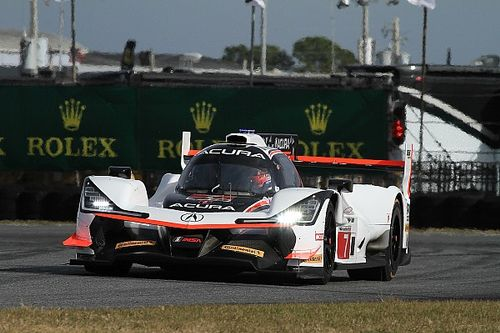 24 uur Daytona: Penske-coureur Castroneves op stoom in tweede training