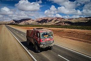 Dakar Resumen del tramo VIDEO: Los camiones y quads en la etapa 10 del Dakar